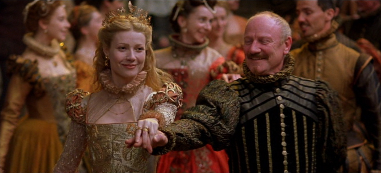 Bal Shakespeare in love